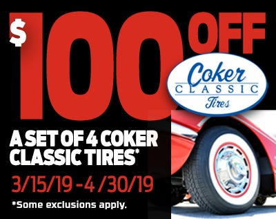 Coker Classic 100 Rebate Web Ad