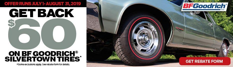 Classic B F  Goodrich Tires | Radial TA Tires | Coker Tire®