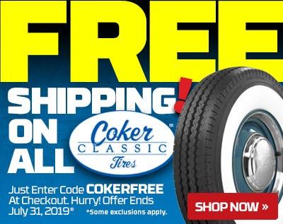 Coker Classic Free Ship 2019-Web Ad