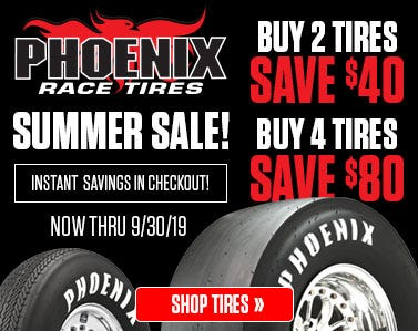 Phoenix Drag Tire Sale 2019-Web Ad