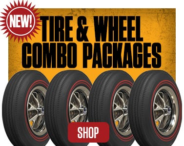 Tire & Wheel Package-Web Ad