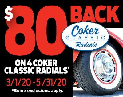 Coker Classic Radial Rebate 2020-Web Ad
