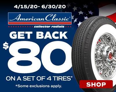 American Classic 80 Off Rebate-Web Ad
