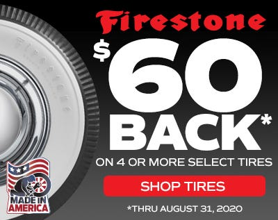 Firestone Rebate Summer 2020-Web Ad
