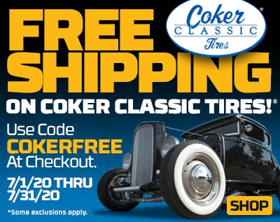 Coker Classic Free Shipping Summer 2020-Web AD