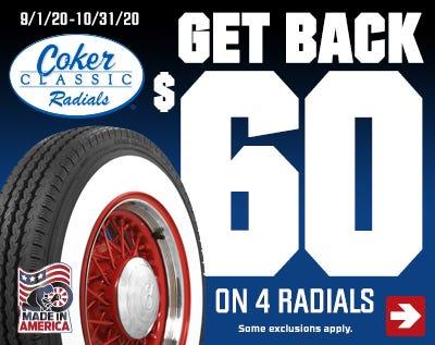 Coker Classic Radial 60 Off 2020-Web Ad