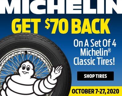 Michelin October 2020 Promo-Web Ad