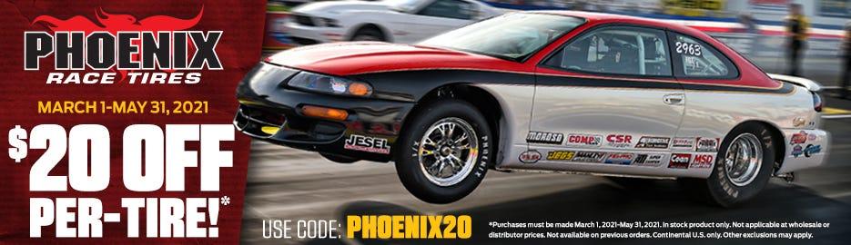 Phoenix $20 Off 2021-Lander
