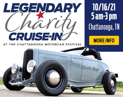 Legendary Charity Cruise In