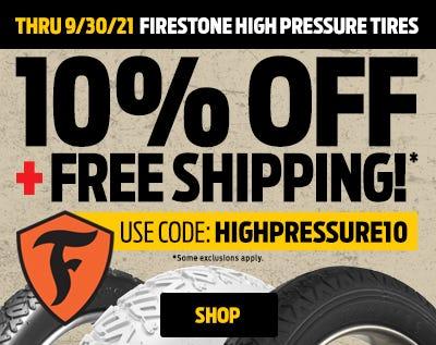 High Pressure Tires Web Ad