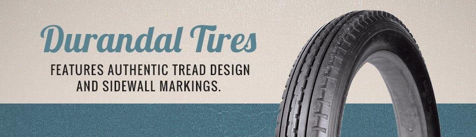 Durandal Classic Tires