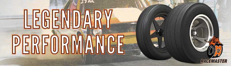 Drag Race Tires