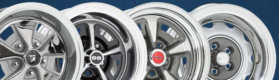 Steel wheels | Generic