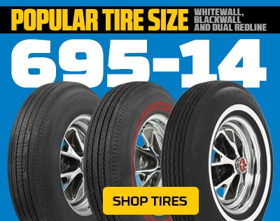 Popular Sizes | 695-14