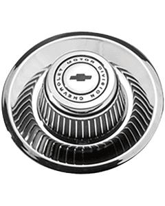 Chevrolet Derby Cap | Script & Bowtie | 7 Inch Back I.D.