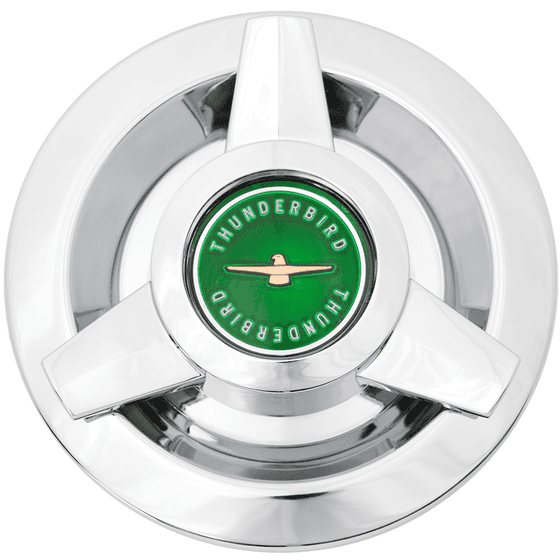 Thunderbird Wire Cap | Green Center