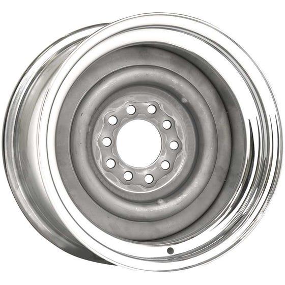 15x7 Smoothie Wheel   5x4.5/4.75 bolt   Chrome/Primed