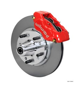 MOPAR Front Disc Brake Kit | C-body | Red