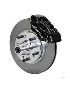 MOPAR Front Disc Brake Kit | C-body | Black