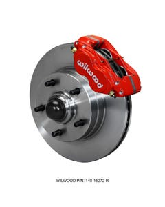 GM Front Disc Brake Kit | 1967-69 Camaro & 1964-72 Nova | 11.00 | Red
