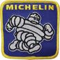 Patch | Vintage Square Michelin Bibendum