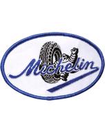 Patch | Vintage Michelin Script Logo Oval