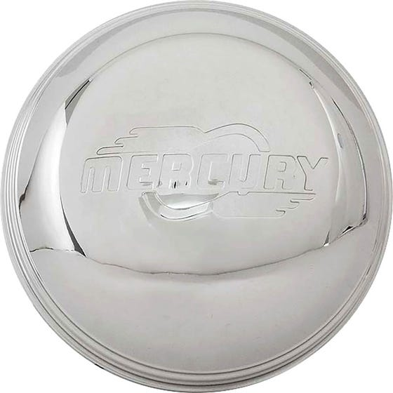 "Mercury Cap | 8 1/4"" back diameter 