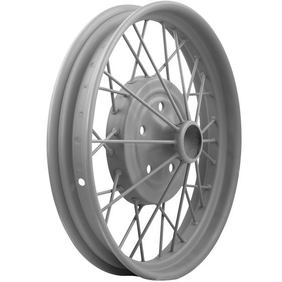 21x3 Ford Model A Wheel | Welded Spoke