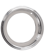 Trim Ring | 15 Inch x 3 Inch Step | Polished Finish