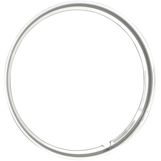 Trim Ring | 16 Inch x 1.5 inch Hot Rod Smooth