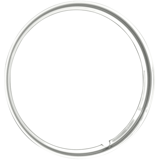 Trim Ring | 15 Inch Hot Rod Smooth