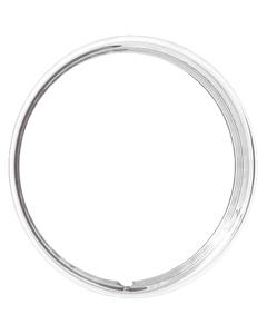 Trim Ring | 16 Inch x 1.5 inch Hot Rod Ribbed