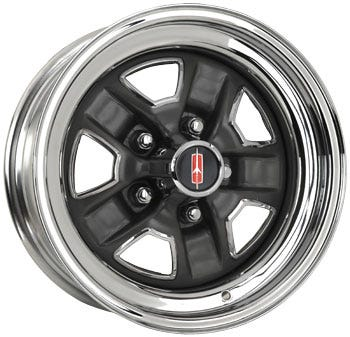 """14x7 Olds SS2   Gray Center   4.12"""" backspace   Discontinued"""