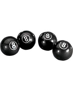 Eight Ball Valve Caps