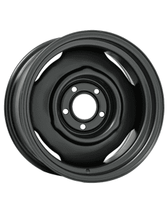 "15x8 Mopar Standard | 5x4"" bolt | 4.50"" backspace | Powder Coat finish"