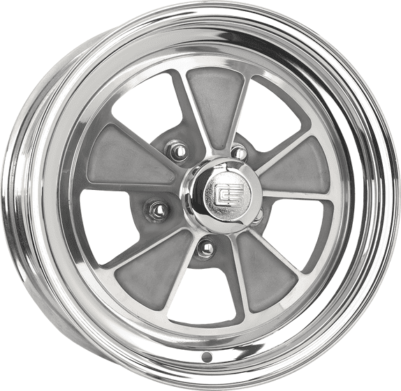 "15x6 1965 Shelby | 5x4 1/2"" bolt 