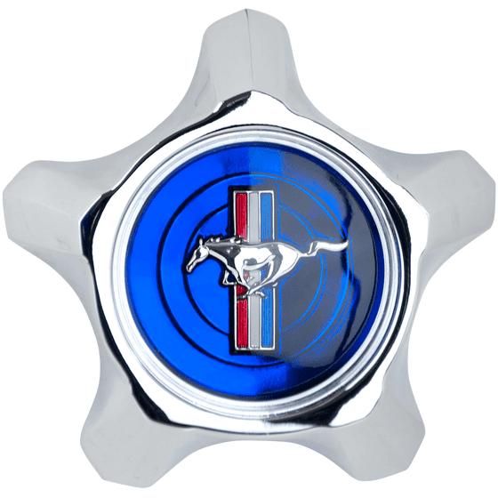 Mustang Pony Cap | Blue | 1967