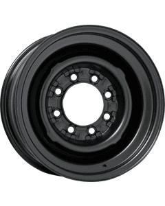 8 Lug Wheel   Black