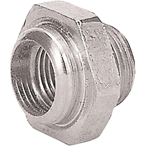 Nickel Reducer Nut | Wire Wheel