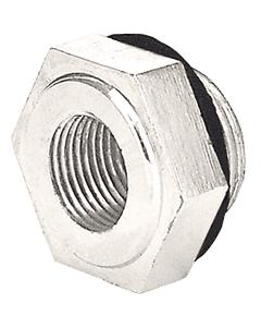 Nickel Reducer Nut | Wood Wheel