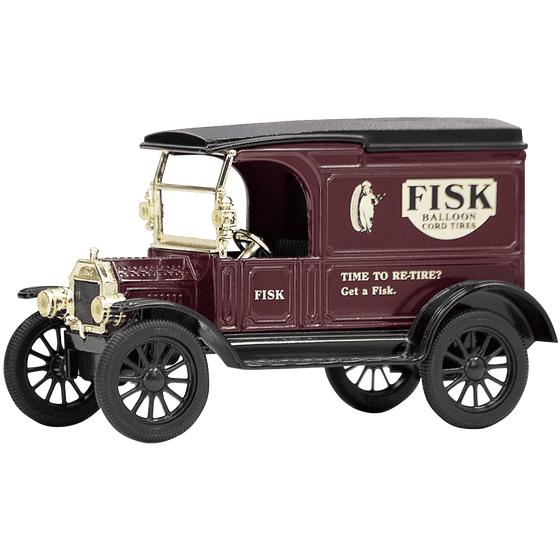 Diecast | Fisk Truck Bank