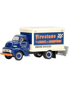 Diecast | Firestone Truck