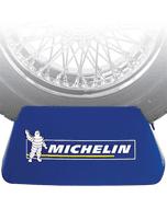 Tire Stand | Michelin Modern Logo