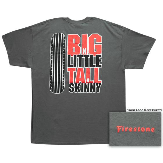 Firestone Big-N-Little T-Shirt | 3X Large