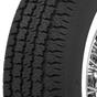 American Classic Radial | 2 5/8 Inch Whitewall | 215/75R15