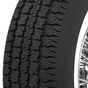 American Classic Radial | 2 1/2 Inch Whitewall | 215/75R14