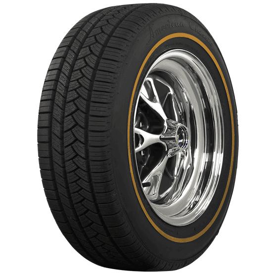 American Classic Radial | Goldline | 235/55R17