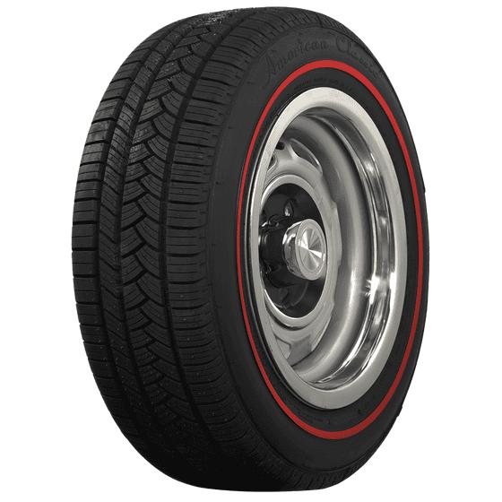 American Classic Redline Radial Tires