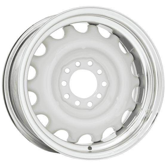 Artillery Wheel | Primer Center / Chrome Outer