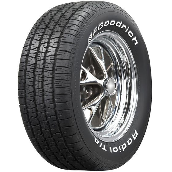 BF Goodrich Radial T/A | White Letter | 195/60R15